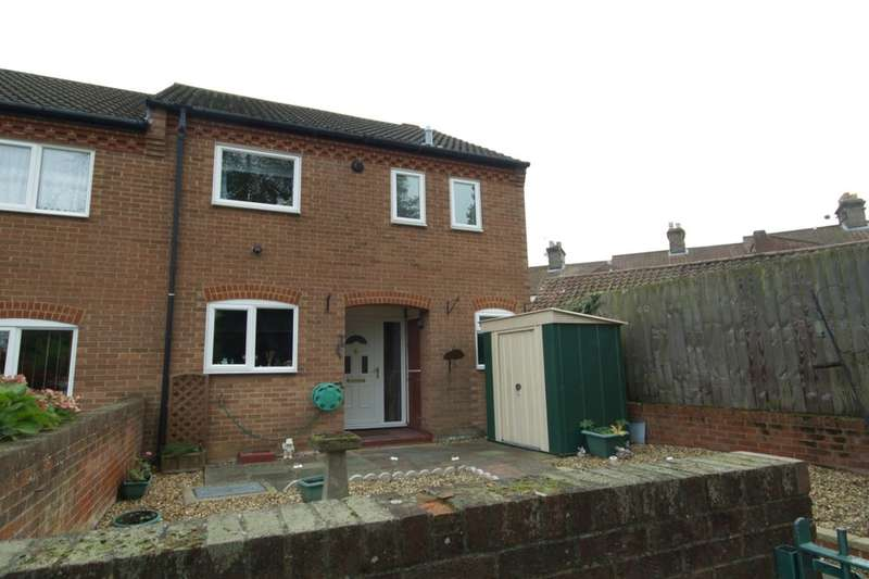 3 Bedrooms Semi Detached House for sale in Lawson Road, North City, Norwich, NR3