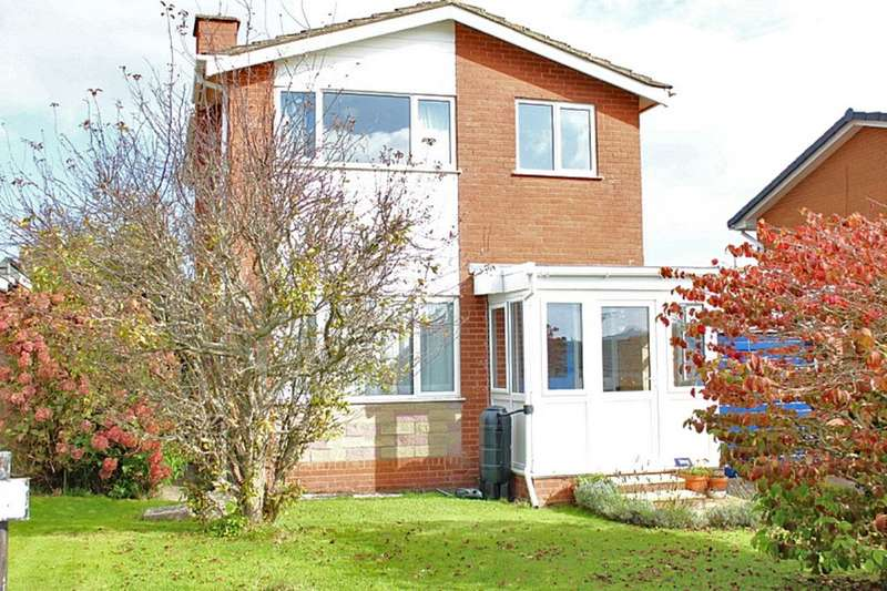 3 Bedrooms Detached House for sale in Malden Road, Sidmouth, EX10