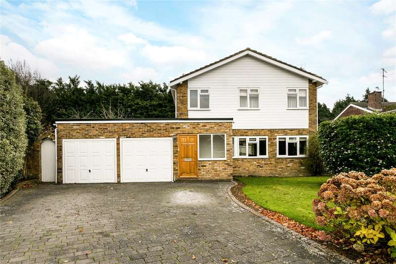 3 Bedrooms Detached House for sale in Campbell Drive, Beaconsfield, Buckinghamshire, HP9