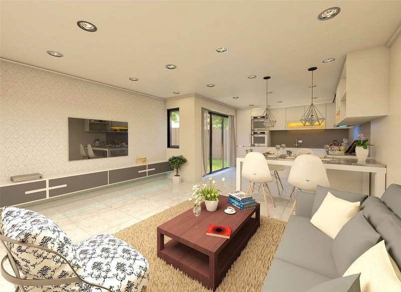2 Bedrooms Flat for sale in Evergreen, Belle Vue Lane, Bushey, Hertfordshire, WD23