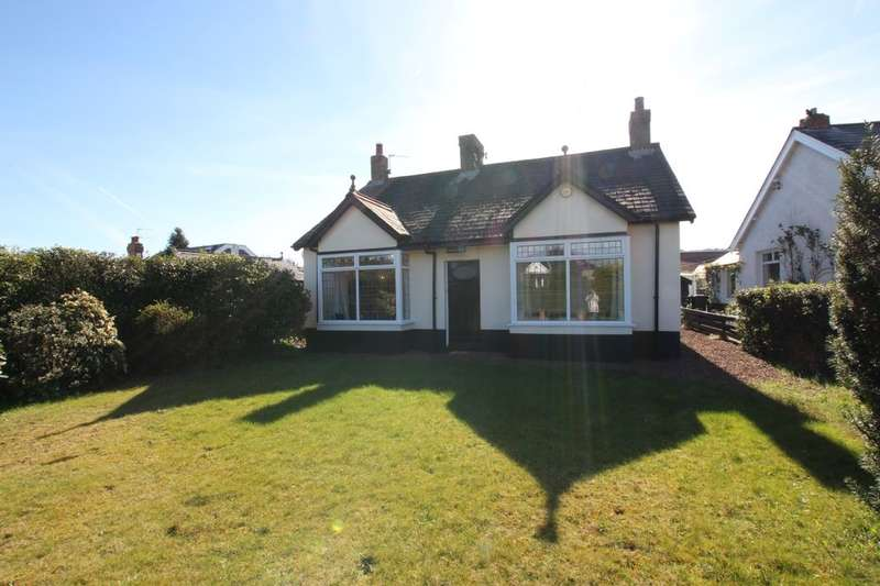 2 Bedrooms Detached Bungalow for sale in Station Road, Rowlands Gill, NE39