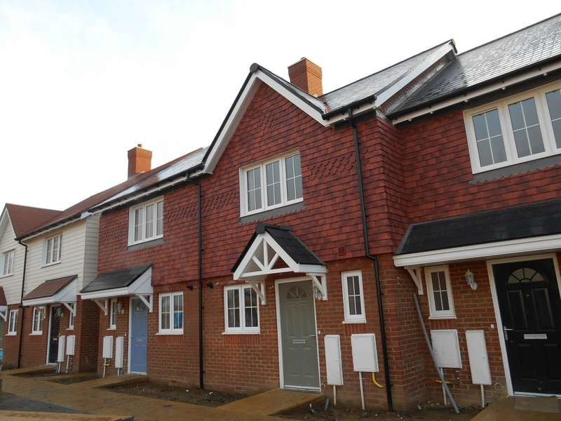 2 Bedrooms Terraced House for sale in The Weavers, Grigg Lane, Headcorn, TN27