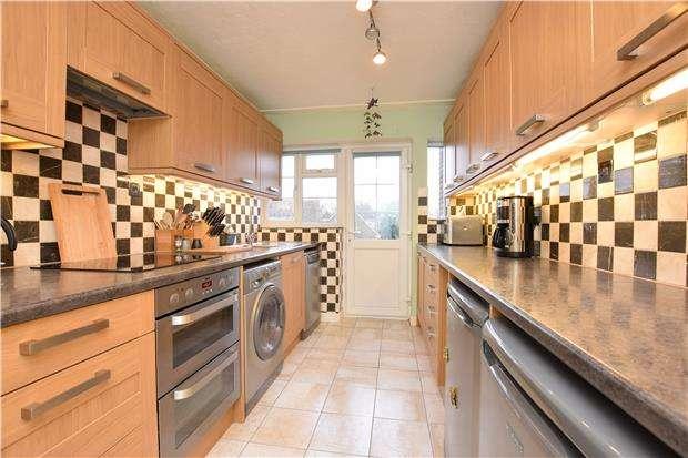 2 Bedrooms Flat for sale in Beechwood Court, West Street Lane, CARSHALTON, Surrey, SM5 2PZ