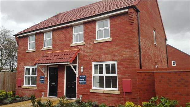 3 Bedrooms Property for sale in Aldhelm Court, Frome, Somerset, BA11 5EA