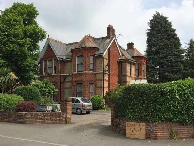 Block Of Apartments Flat for sale in 65 Wimborne Road, Bournemouth, Dorset BH3 7AN