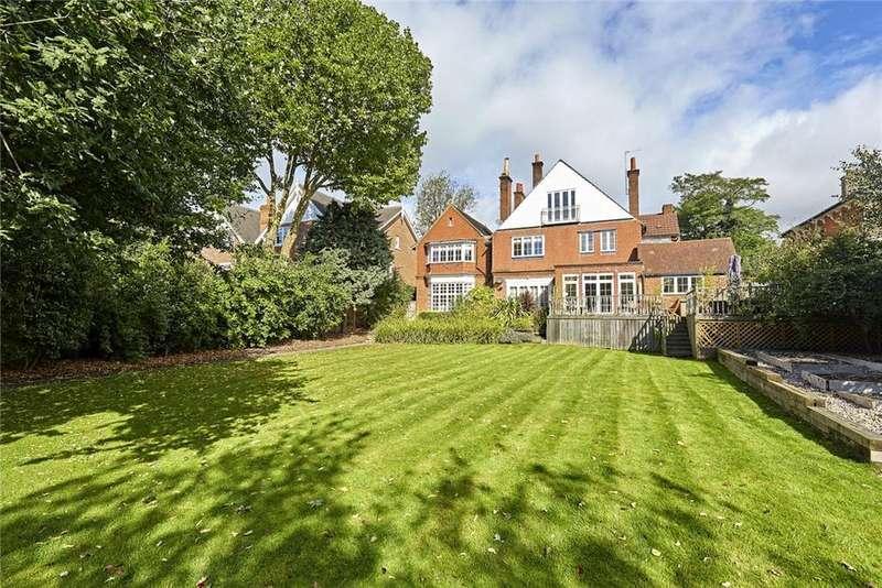 2 Bedrooms Flat for sale in Cottenham Park Road, Wimbledon, London, SW20