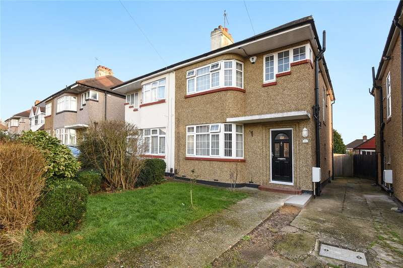 3 Bedrooms Semi Detached House for sale in Park Mead, Harrow, Middlesex, HA2