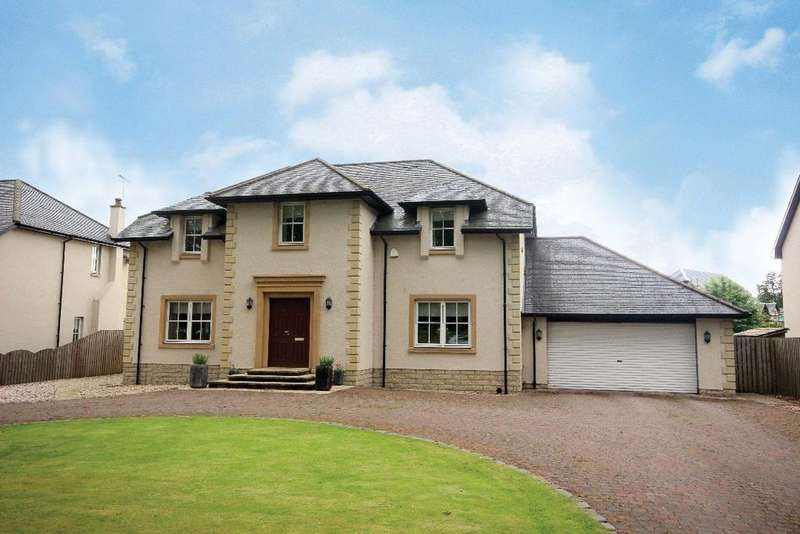 4 Bedrooms Detached House for sale in The Avenue , Druids Park, Murthly , Perthshire , PH1 4DU