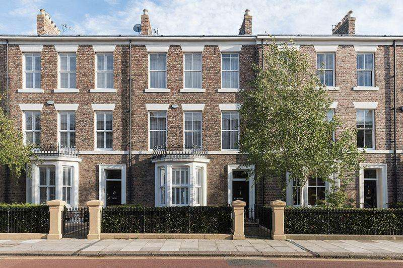 6 Bedrooms Terraced House for sale in Carlton Terrace, Jesmond