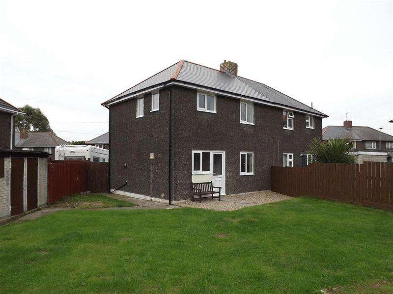 3 Bedrooms Semi Detached House for sale in Rosedene Villas, Cramlington