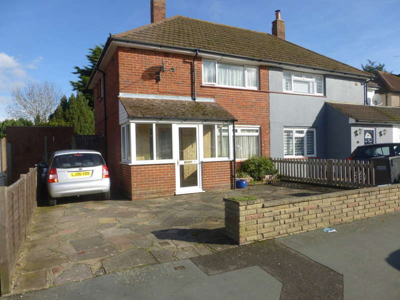 2 Bedrooms End Of Terrace House for sale in Comport Green, New Addington, Croydon, CR0