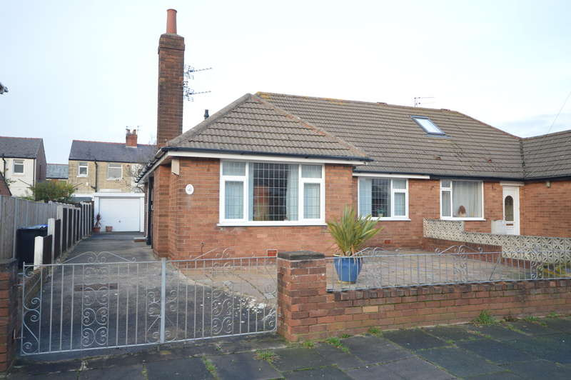 2 Bedrooms Semi Detached Bungalow for sale in Burnside Avenue, Marton