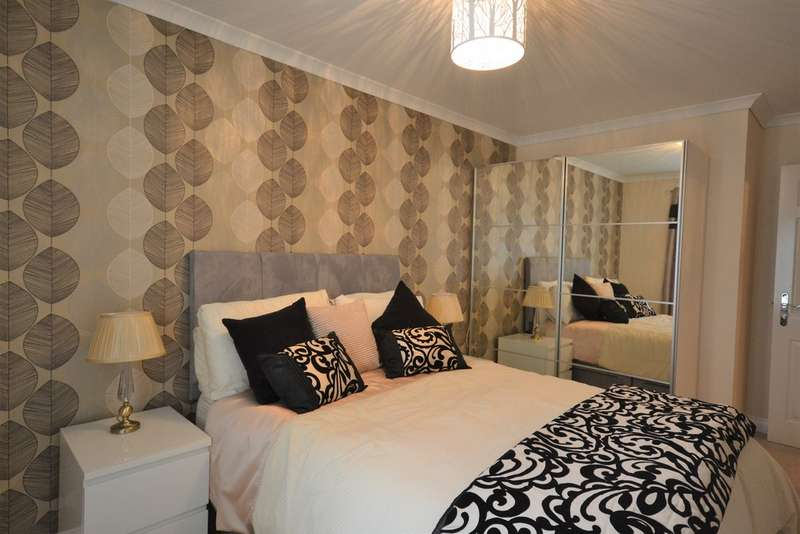 2 Bedrooms Apartment Flat for sale in Bradgate St, off Blackbird Road LE4