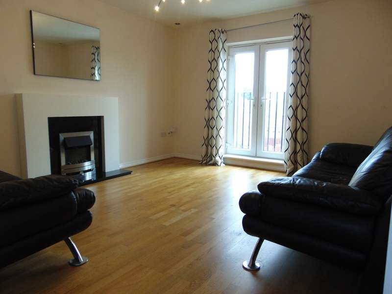 2 Bedrooms Apartment Flat for sale in Spring Gardens, Bilborough NG8