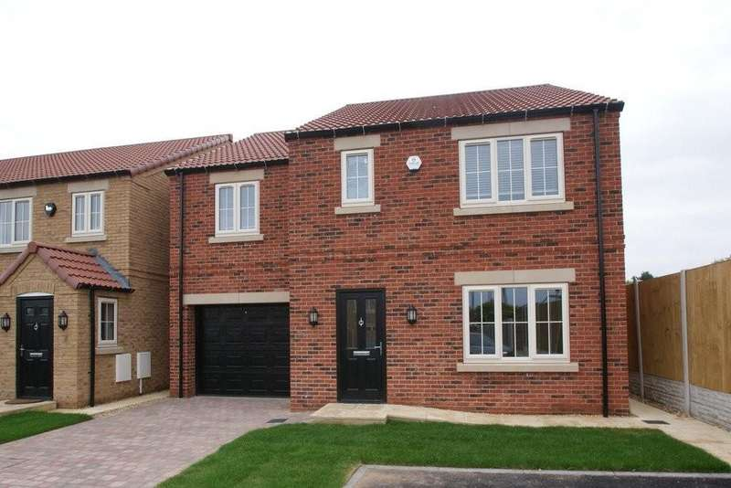 4 Bedrooms Detached House for sale in New Home Rosedene Close