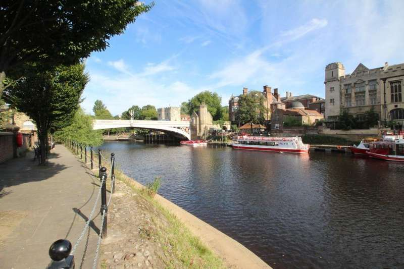 1 Bedroom Apartment Flat for sale in 6-7 BRIDGE STREET, YORK, Y01 6DD