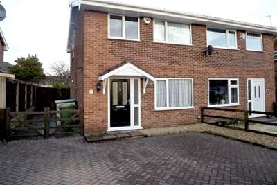 3 Bedrooms House for rent in Commonwealth Close, Winsford, CW7