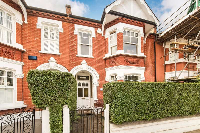 5 Bedrooms Terraced House for sale in Rusthall Avenue, Chiswick, London, W4