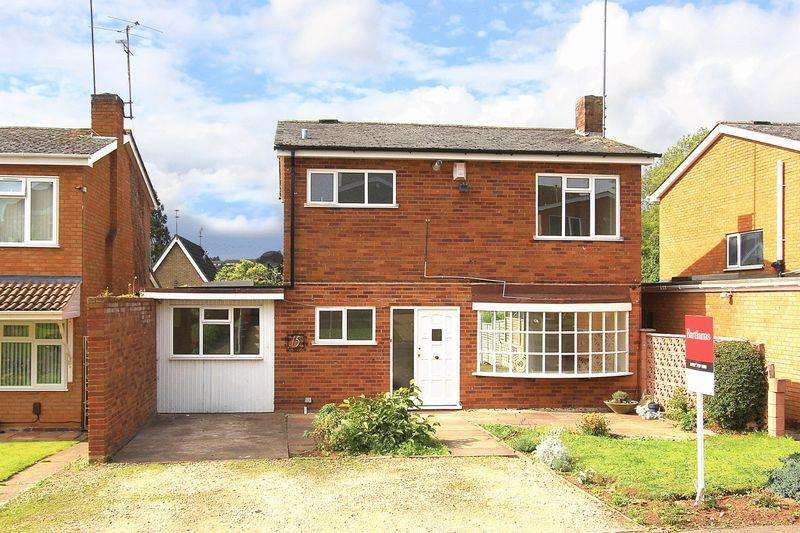 3 Bedrooms Detached House for sale in COMPTON, Ashfield Road