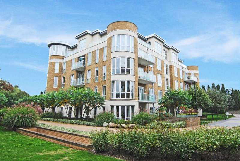 2 Bedrooms Apartment Flat for sale in Terrano House, Melliss Avenue, Kew, TW9
