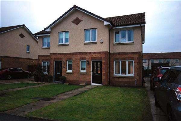 3 Bedrooms Semi Detached House for sale in Lundholm Road, Stevenston
