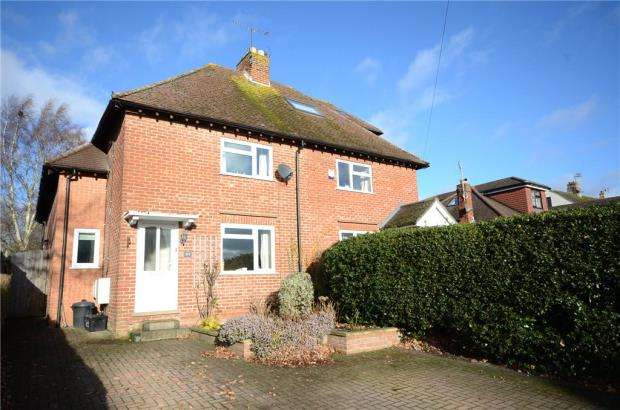 3 Bedrooms Semi Detached House for sale in Evendons Lane, Wokingham, Berkshire