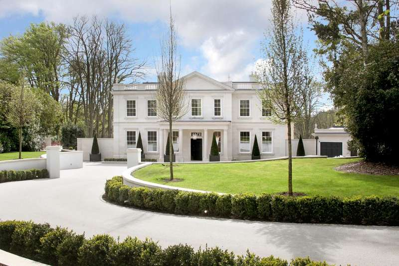 7 Bedrooms Detached House for sale in Spring Woods, Wentworth, Virginia Water