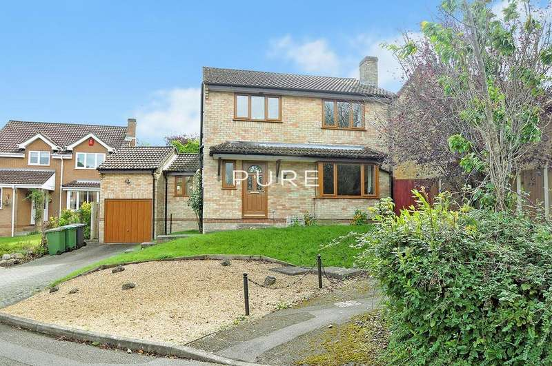 4 Bedrooms Detached House for sale in Derwent Close, West End, Southampton, Hampshire, SO18 3PG