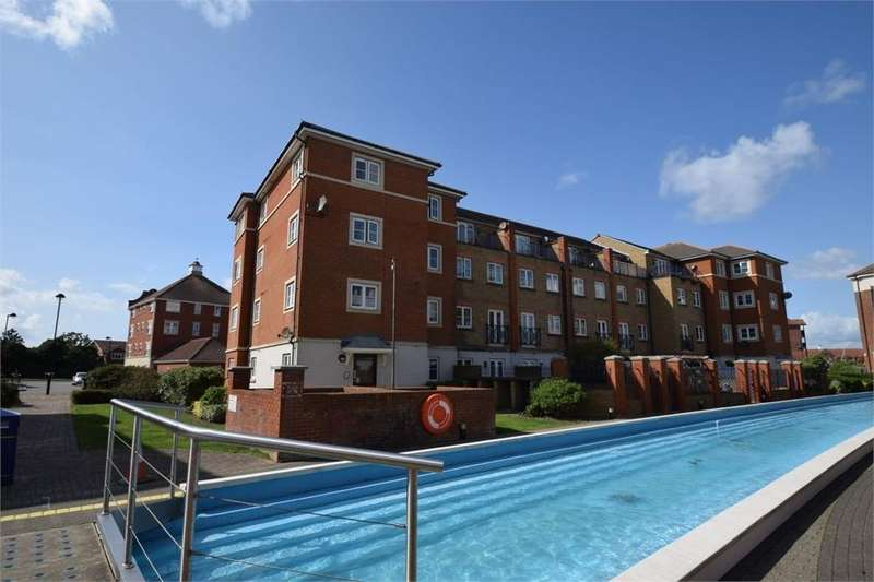 2 Bedrooms Flat for sale in Santa Cruz Drive, South Harbour, East Sussex