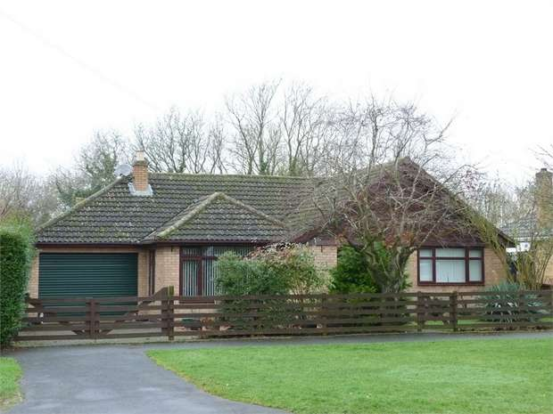 4 Bedrooms Detached Bungalow for sale in Ullesthorpe
