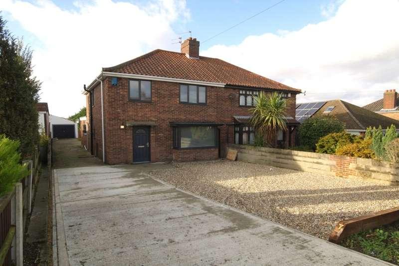 3 Bedrooms Semi Detached House for sale in Heartsease Lane, Norwich, NR7
