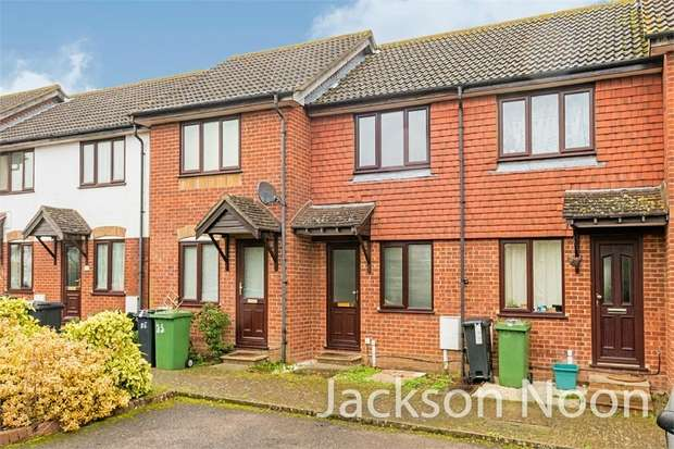 1 Bedroom Terraced House for sale in Godwin Close, West Ewell