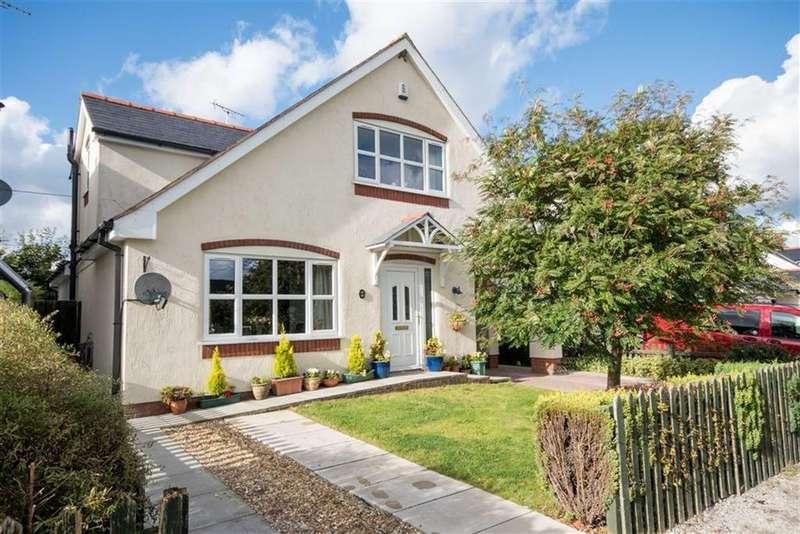 3 Bedrooms Detached House for sale in Bryn Artro Avenue, Tafarn-y-gelyn, Llanferres, Mold