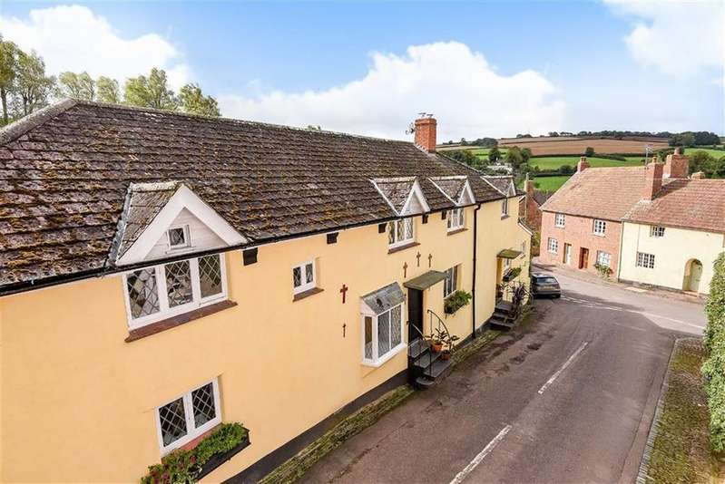 4 Bedrooms Detached House for sale in High Street, Stogumber, Taunton, Somerset, TA4