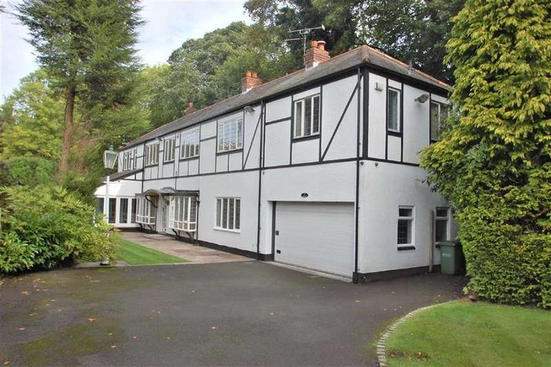 5 Bedrooms Detached House for sale in Hall Road, Bramhall, Cheshire