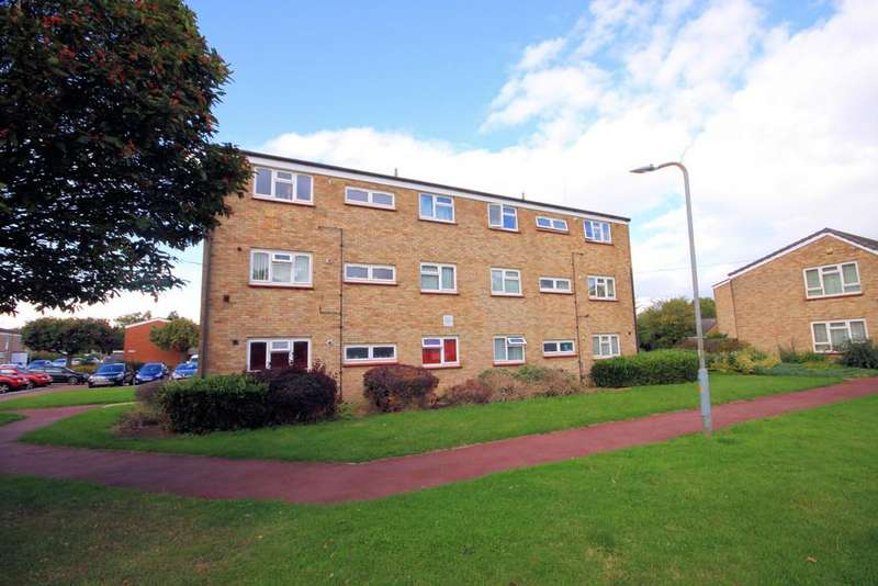 1 Bedroom Apartment Flat for sale in Cunningham Close, Shoeburyness