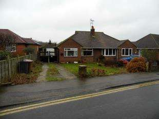 2 Bedrooms Bungalow for sale in Downs View Road, Penenden Heath, Maidstone, Kent