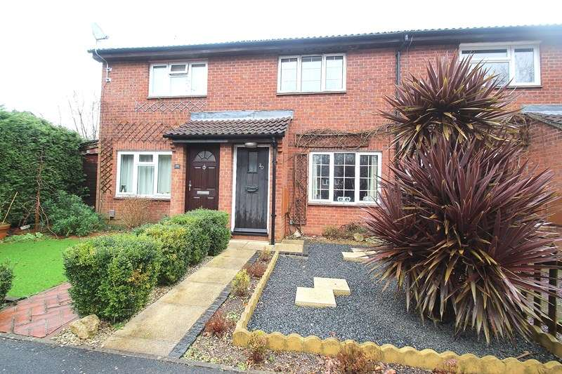 2 Bedrooms Terraced House for sale in The Glade, Fareham