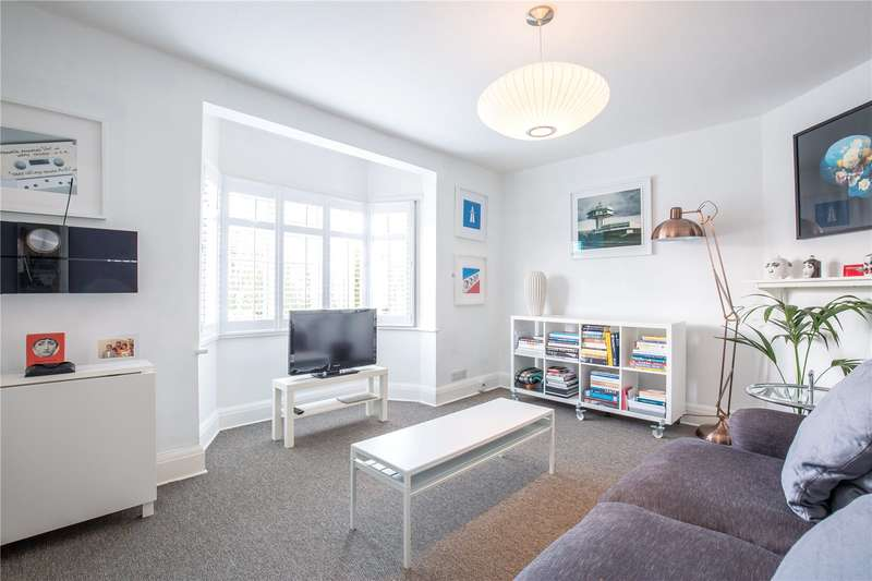 2 Bedrooms Apartment Flat for sale in Denison Close, East Finchley, London, N2