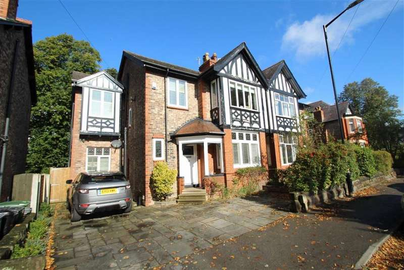 4 Bedrooms Semi Detached House for rent in Westgate, Hale, Altrincham