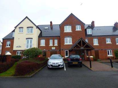 1 Bedroom Flat for sale in Penny Court, Rosy Cross, Tamworth, Staffordshire