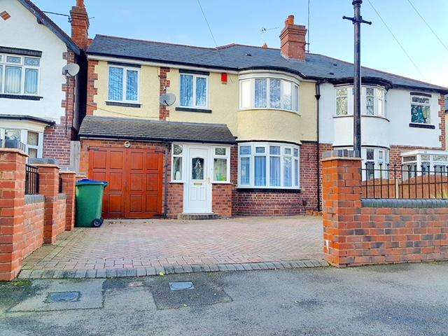 4 Bedrooms Semi Detached House for sale in BUSTLEHOLME LANE, WEST BROMWICH, B71 3AN