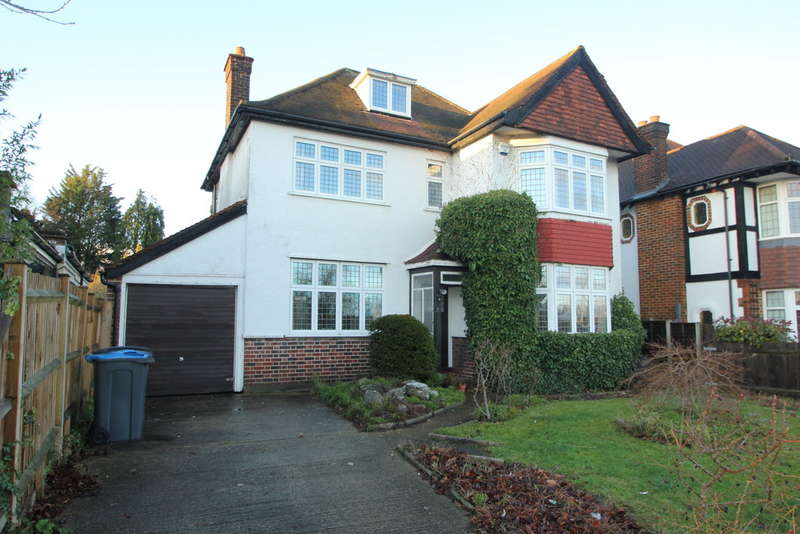 3 Bedrooms Detached House for sale in Berrylands, Surbiton