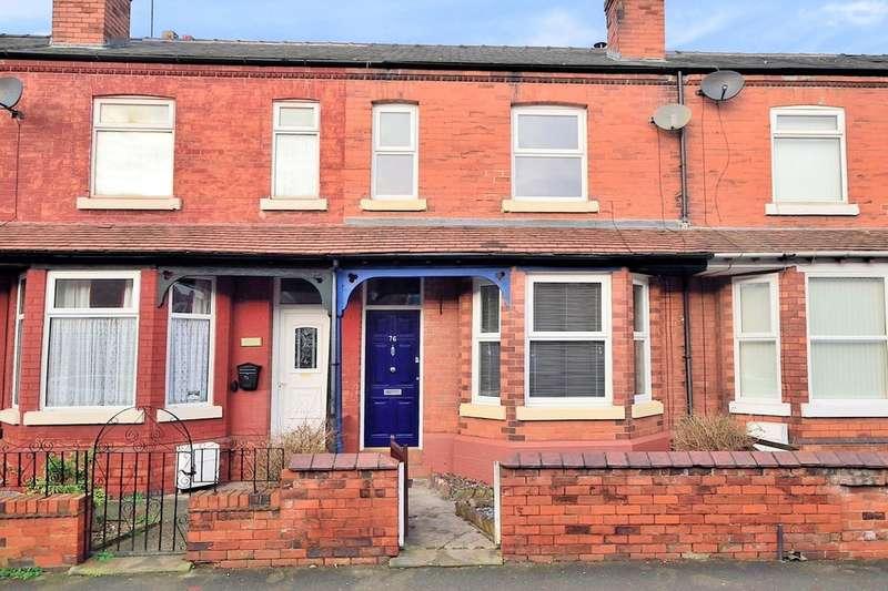 2 Bedrooms Terraced House for sale in Willis Street, Warrington