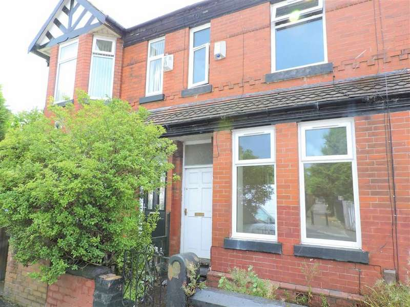 3 Bedrooms Terraced House for sale in Manor Road, Levenshulme, Manchester
