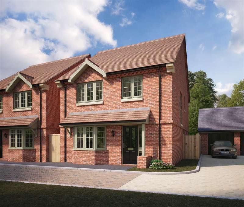 4 Bedrooms Detached House for sale in The Bowood, Bell Meadow, Sandpit Lane, Calne