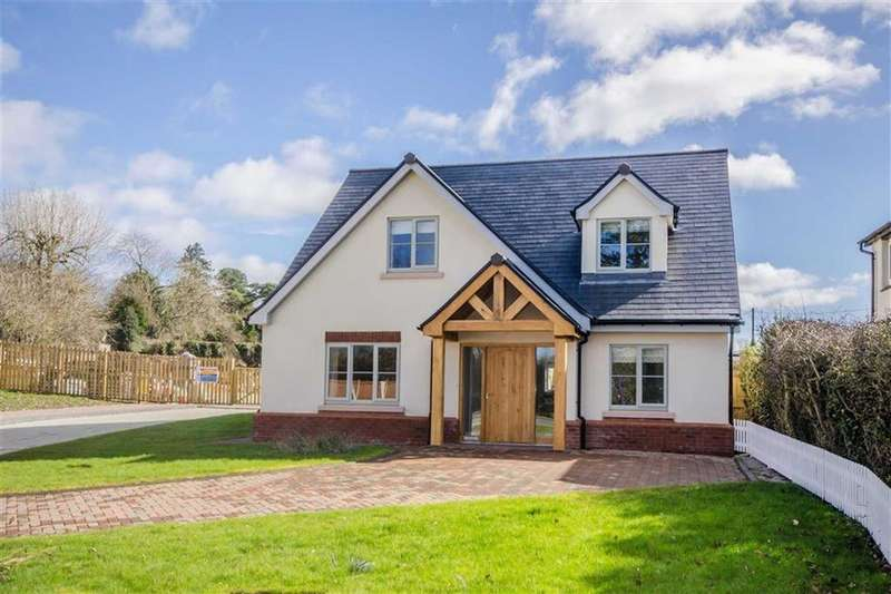 3 Bedrooms Detached House for sale in Village Road, Lixwm, Holywell