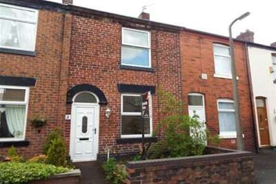 2 Bedrooms Terraced House for rent in Walmsley Street, Woolfold, Bury