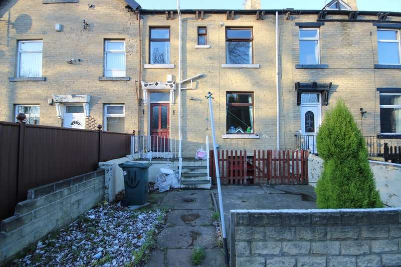 3 Bedrooms Terraced House for sale in First Street, Bradford, West Yorkshire, BD12