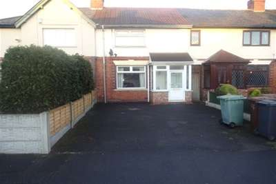 3 Bedrooms Terraced House for rent in Holford Avenue, WS2, Walsall
